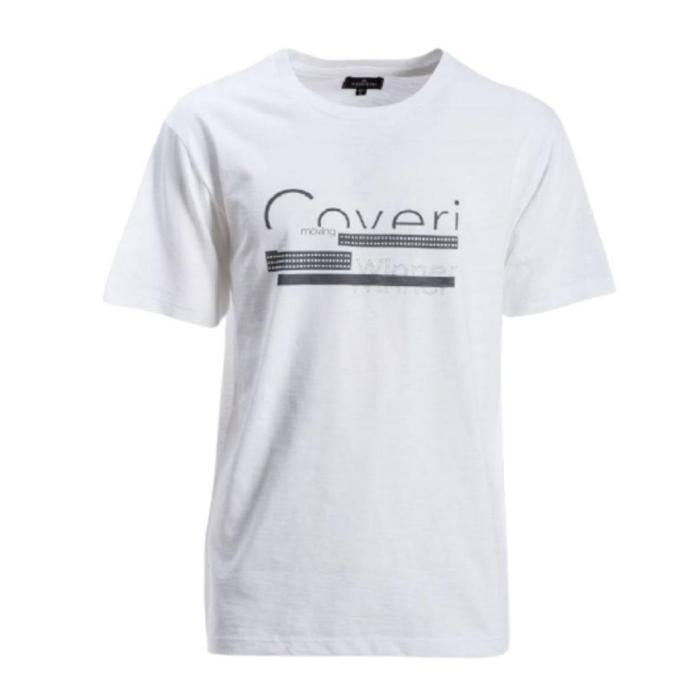 T-shirt T-SHIRT PURO COTONE UOMO GIROCOLLO