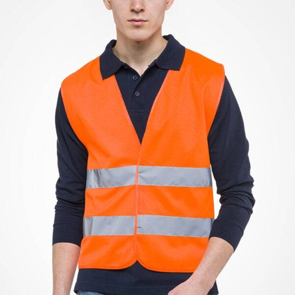 WORKWEAR HIGH VISIBILITY VEST