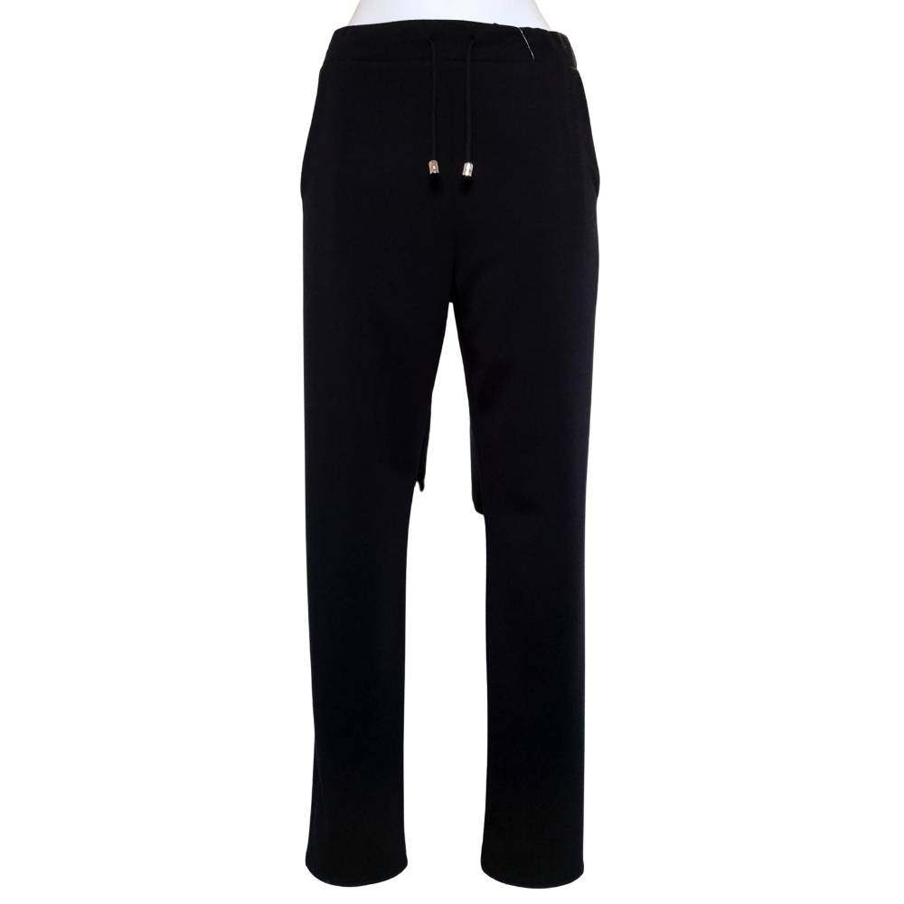PANTALONE DONNA LOOK OTTAVIO 2 TASCHE E COULISSE 100% MADE IN ITALY
