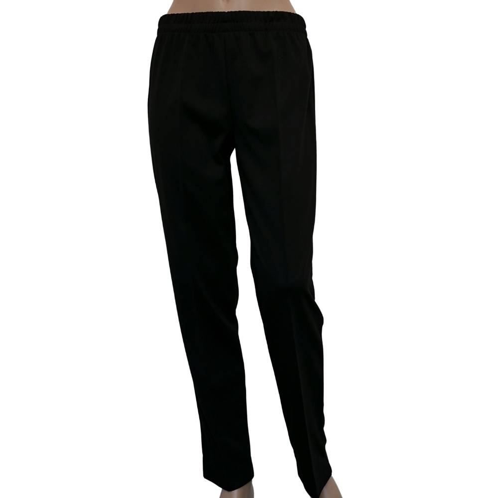PANTALONE DONNA LOOK ANETO 100% MADE IN ITALY
