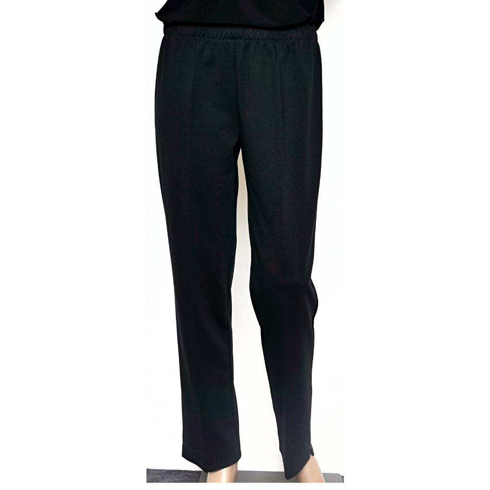 PANTALONE DONNA LOOK ACERO 100% MADE IN ITALY